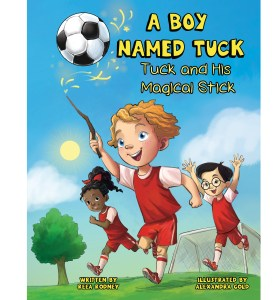 $12.99 Tuck and His Magic Stick