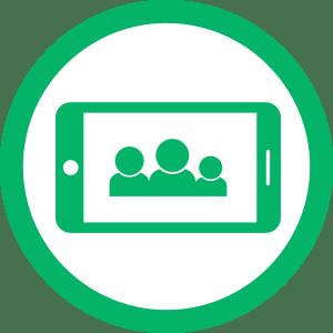 منصة مجتمعية على الانترنت