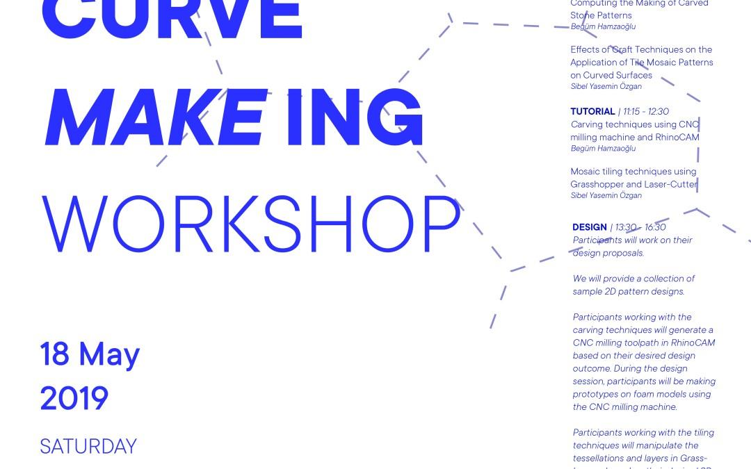 CURVE MAKE-ING WORKSHOP