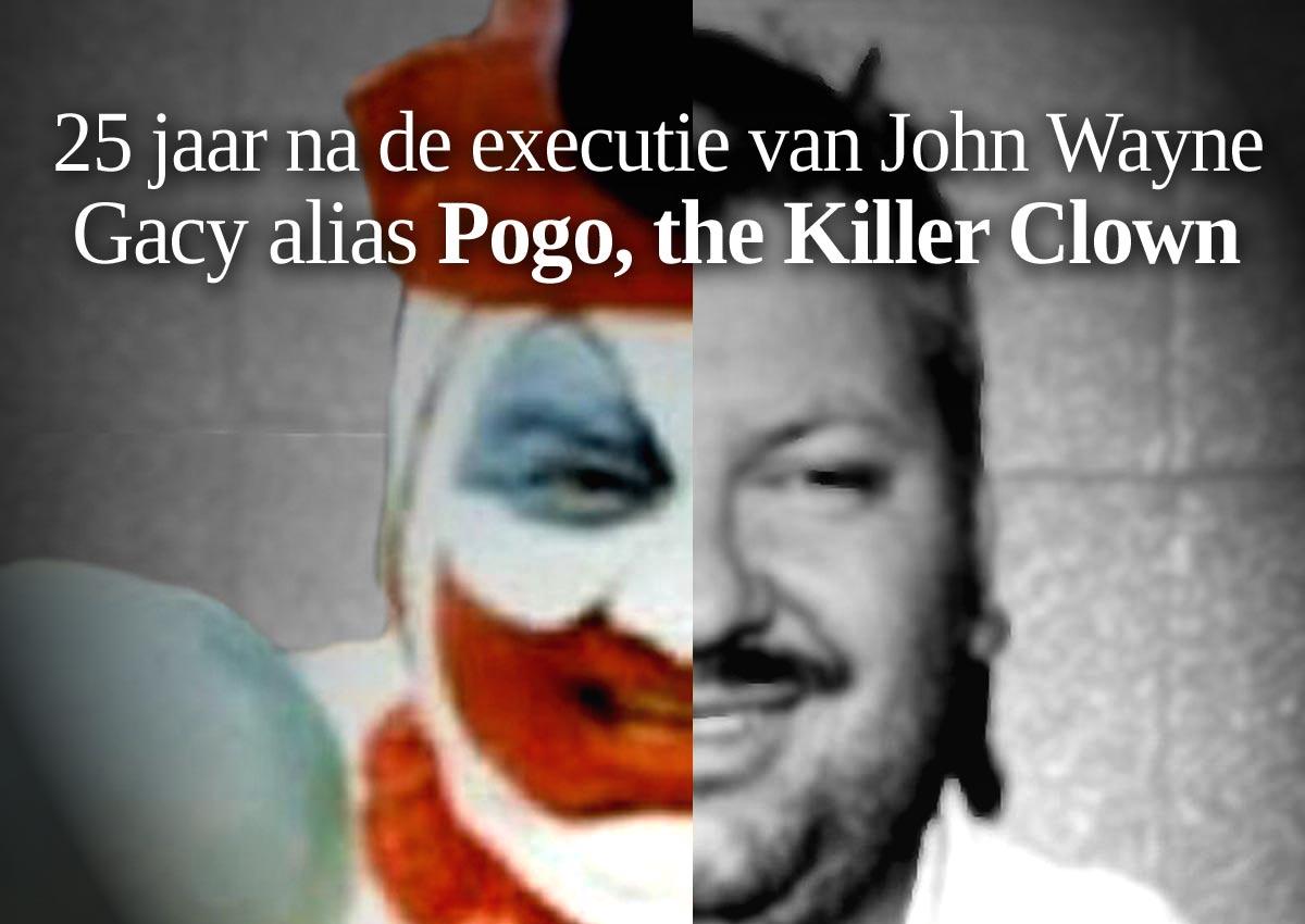 Geen Tranen Voor Pogo, The Killer Clown