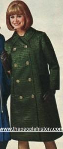 reptile look coat