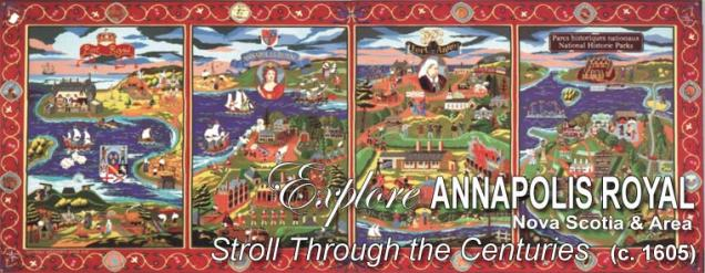 Fort Anne Heritage Tapestry