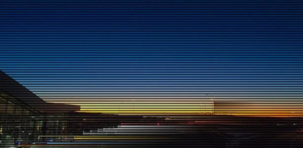 Station dawn glitch