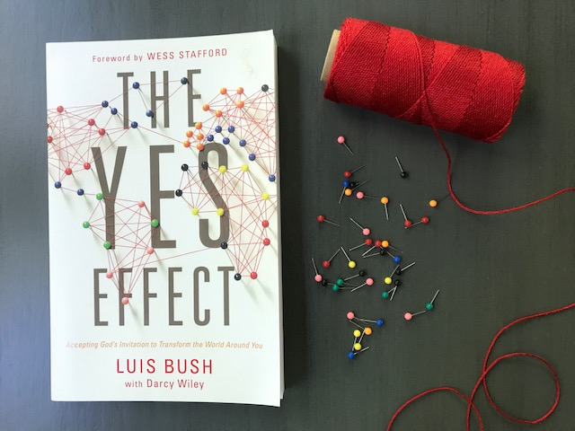 Turning Burdens into Passions {The Yes Effect Book Now Available}