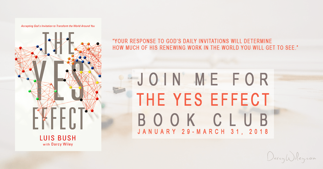 Living Out the Yes Effect in a World of Partisan Politics {The Yes Effect Book Club, Intro}