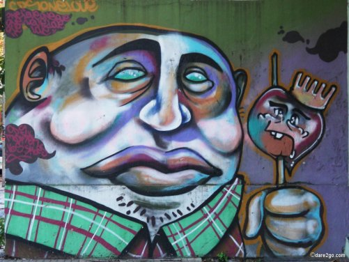 Montevideo: the fat capitalist