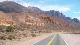 Ruta 7 towards Uspallata