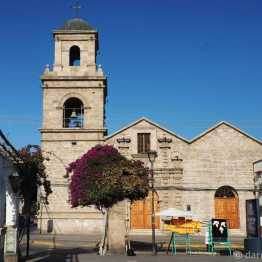 La Serena, San Francisco church