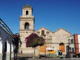 La Serena, San Francisco church