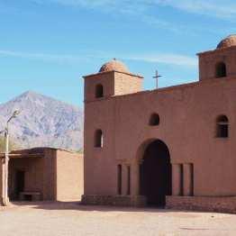 Ruta de Adobe: the beautiful Iglesia Nuestra Senora de Andacolla