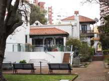Montevideo: old, Spanish-influenced mansion, transformed into the Museo Zorrilla.