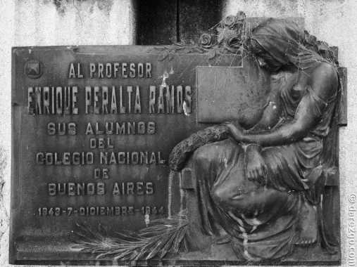 La Recoleta cemetery in Buenos Aires: cobwebs on one of the typical plaques you can find on the outside walls of many graves.