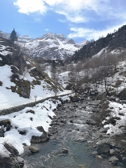 From a four-paw perspective – Gavarnie, France