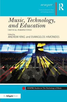 Music, Technology & Education