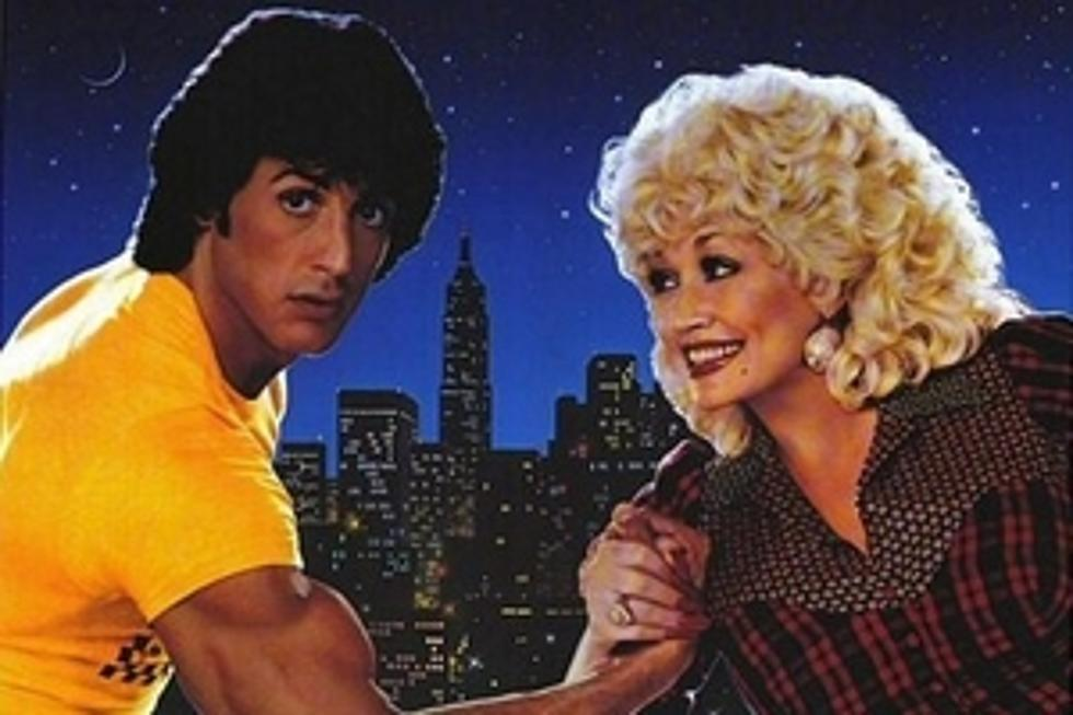 Rhinestone Sylvester Stallone Dolly Parton