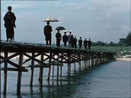 Ozu. End of Summer. Cry Walk