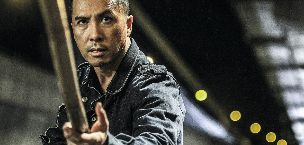 Donnie Yen in Kung Fu Killer
