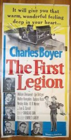 The First Legion Charles Boyer