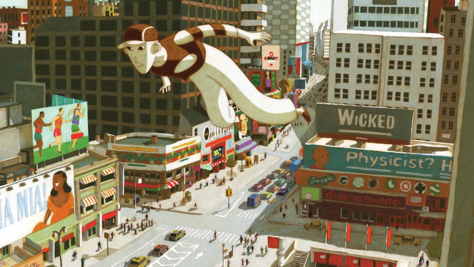 Phantom Boy movie