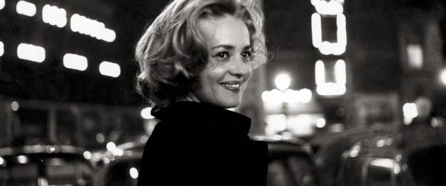 Elevator to the Gallows Jeanne Moreau