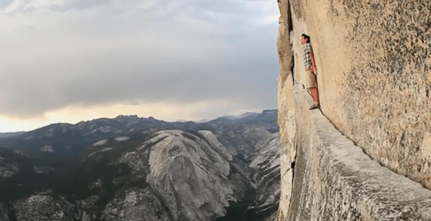Willem Dafoe narrates Mountain