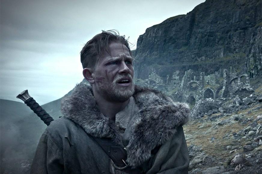 Charlie Hunnam in King Arthur: Legend of the Sword