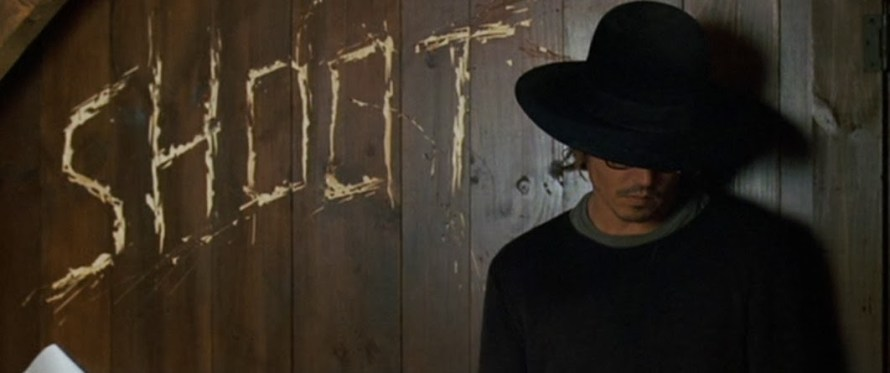 Johnny Depp in Secret Window Stephen King