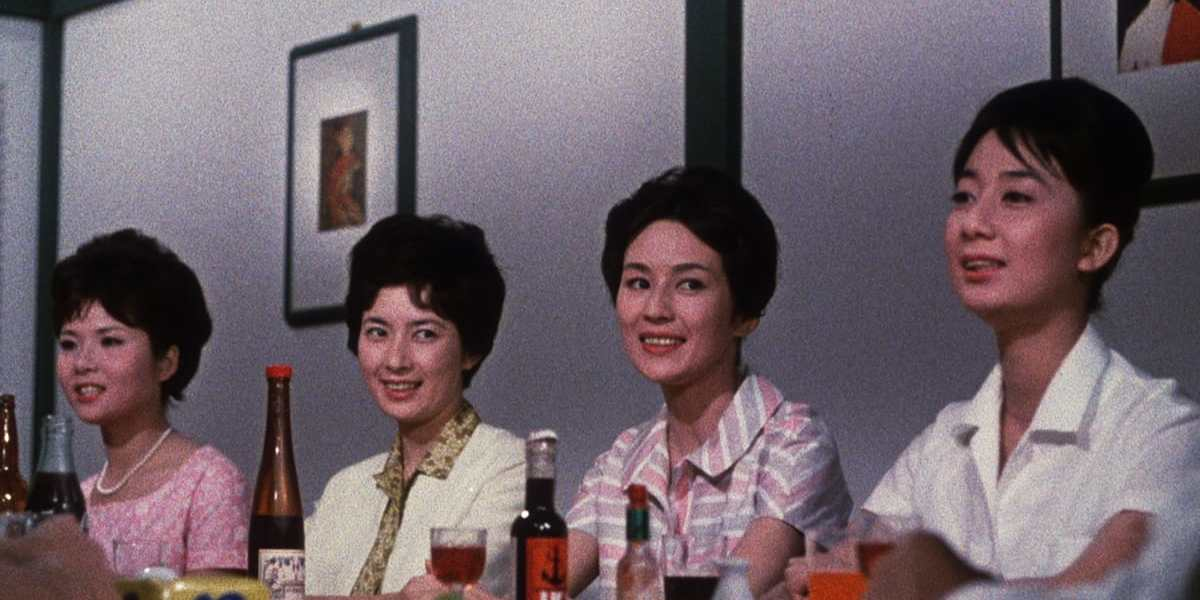 The End of Summer (1961) movie