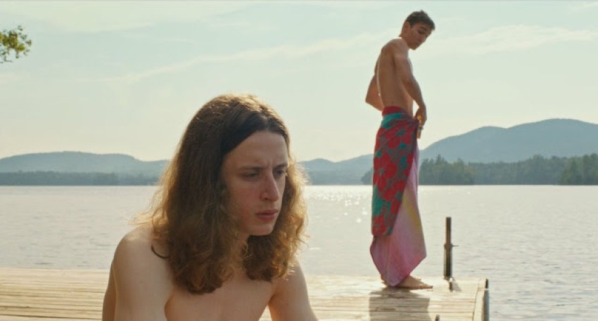 Rory Culkin in The Song of Sway Lake