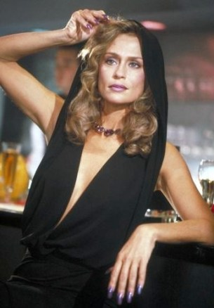 Lauren Hutton in Once Bitten