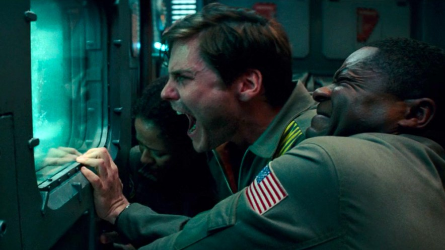 The Cloverfield Paradox stars Daniel Brühl and David Oyelowo