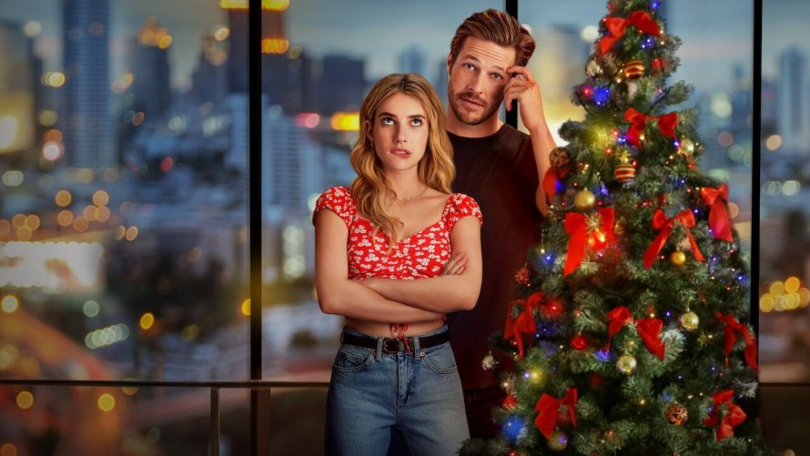 Holidate Podcast Movie Review