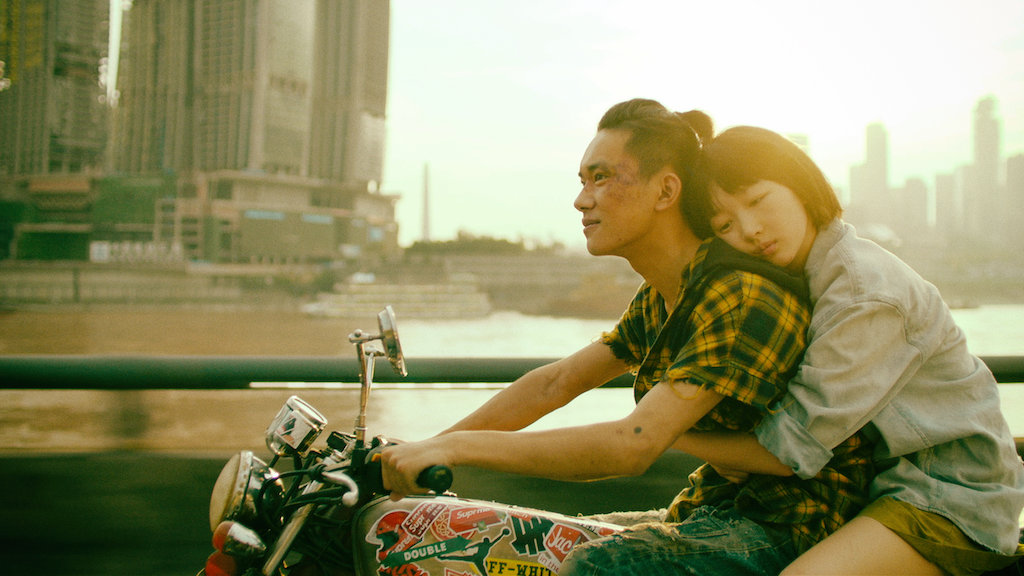Dongyu Zhou and Jackson Yee in Derek Tsang's Better Days
