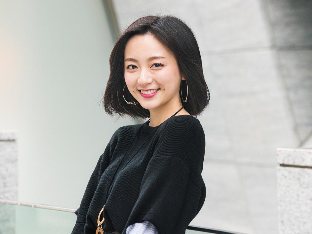 【ミスコンSNAP】ミスソフィア佐久間みなみさんは、今話題のモデル・Koki.似美女♡