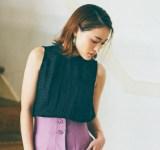スタイルアップ効果も♡ハイウエストスカートの秋コーデ15選