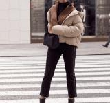 【今日のコーデ】重ね着の進化系!最旬「トリプルレイヤード」テク♡