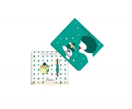 ニナ リッチ「ベラ」は特別な日に纏いたい甘くセクシーな香り【クリスマスコフレ2018】