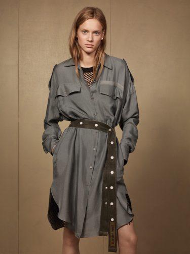 ZARAの秋冬はミリタリーが推し!新作ブルゾンやコート、シャツが登場