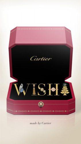 """カルティエの特別メッセージサイト""""Cartier WISH""""がオープン"""