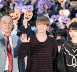 【奇跡】平野紫耀&桜井日奈子が学校に現れた!大興奮の会場レポート♡