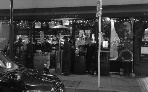 ナンパの聖地として再熱! 出会いを求めて、年末のコリドー街に行ってみた