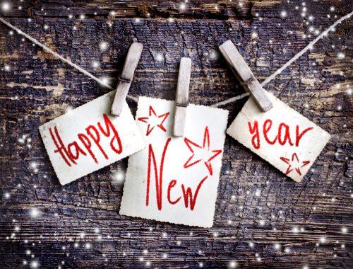 やってたら恥ずかしい!年賀状の「A HAPPY NEW YEAR」は間違いって知ってましたか?