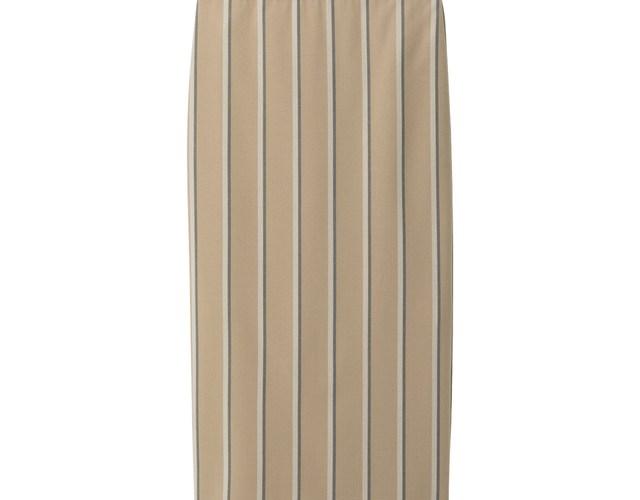 【明日なに着る?】¥2,000以下で細見え♡GUのストライプ柄タイトスカートが欲しい!