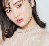 乃木坂46・山下美月の春メイク♡チークは「ぼかしピンク」で旬顔に♡