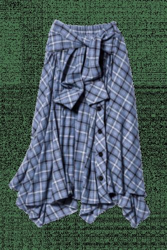 【明日何着る?】遊びゴコロで差をつけて♡エクランのプレイフルスカート