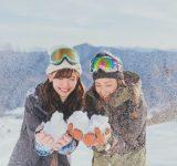 賞金50万円!雪美人コンテストやってます♡