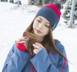 雪でキシついた髪やニット帽のムレなども解決!雪山レスキューヘアケアグッズ