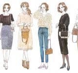 街コンに女性が着ていくべき服装ガイド【イラストで解説】