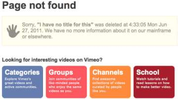 Vimeo's Removal of Jeffery Harrell's FCPX Video and What That Means to You