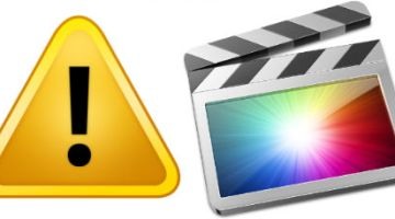 What to watch out for with FCPX